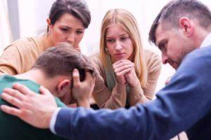 терапевтический круг наркозависимых